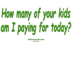 Paying For Kids