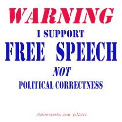 Free Speech Support