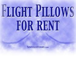 Flight Pillows