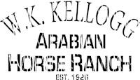 Arabian Horse Kellogg Ranch