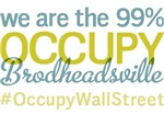 Occupy Brodheadsville T-Shirts
