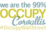 Occupy Corvallis T-Shirts