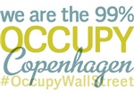 Occupy Copenhagen T-Shirts