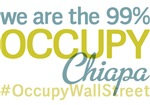 Occupy Chiapa T-Shirts