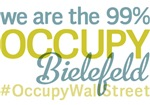 Occupy Bielefeld T-Shirts