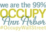 Occupy Ann Arbor T-Shirts