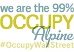 Occupy Alpine T-Shirts