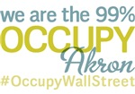 Occupy Akron T-Shirts