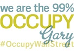 Occupy Gary T-Shirts