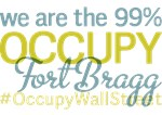 Occupy Fort Bragg T-Shirts