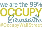Occupy Evansville T-Shirts