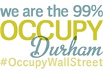 Occupy Durham T-Shirts
