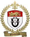 GAUDREAU Family Crest