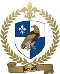 BRIARD Family Crest