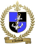 d'AMBOISE Family Crest