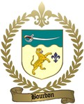 BOURDON Family Crest