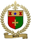 BOURG Family Crest