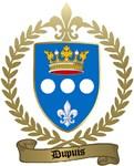 DUPUIS Family Crest