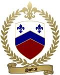 SOUCIE Family Crest