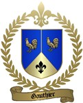 GAUTHIER Family Crest