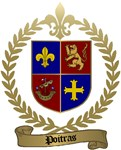 POITRAS Family Crest
