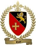 ROY Family Crest