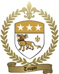 TOUPIN Crest