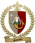 SAMSON Family Crest
