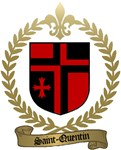 SAINT-QUENTIN Family Crest