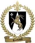 RIMBAULT Family Crest