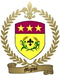MIGNOT Family Crest
