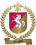 GOUGEON Family Crest