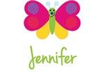 Jennifer The Butterfly