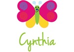 Cynthia The Butterfly