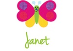 Janet The Butterfly