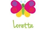 Loretta The Butterfly