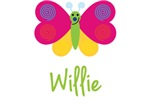 Willie The Butterfly