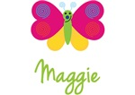 Maggie The Butterfly