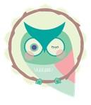 Wise Winking Owl