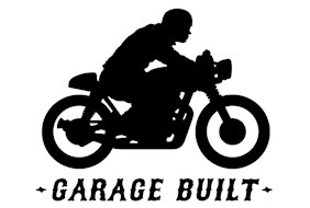Garage Built Cafe Racer t-shirt