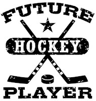 Future Hockey Player t-shirt