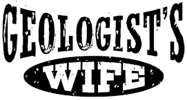 Geologist's Wife t-shirt