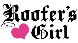 Roofer's Girl t-shirt