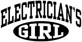 Electrician's Girl t-shirt