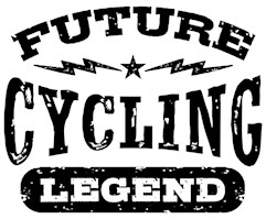 Future Cycling Legend t-shirt