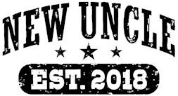 New Uncle Est. 2018 t-shirt