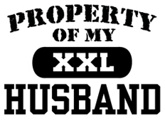 Property of my Husband t-shirt