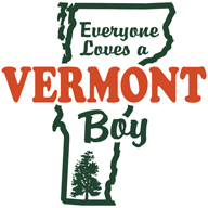 Everyone Loves a Vermont Boy t-shirt