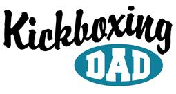 Kickboxing Dad t-shirt