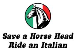Save a Horse Head Ride an Italian t-shirts